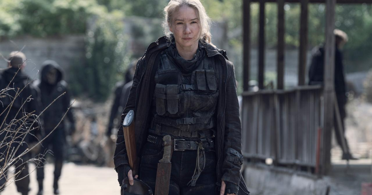 The Walking Dead, saison 11 : on en sait plus sur Leah et les Reapers