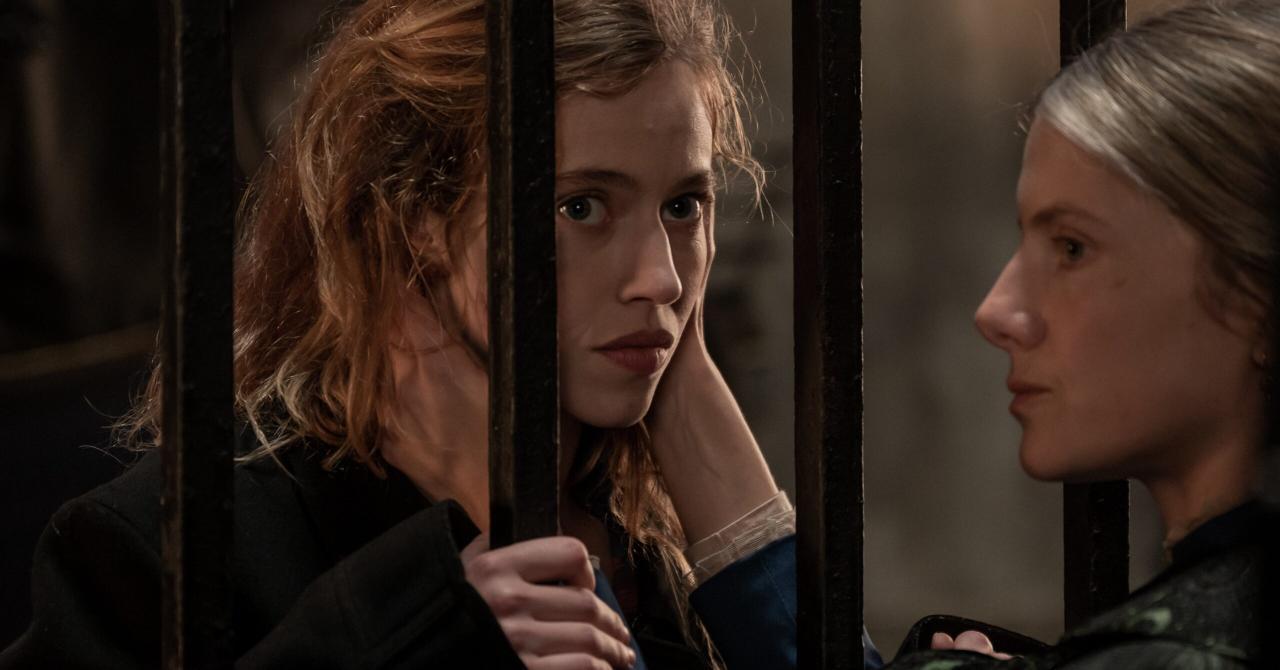 Read more about the article Le Bal des folles: Mélanie Laurent films the women's choir [critique]