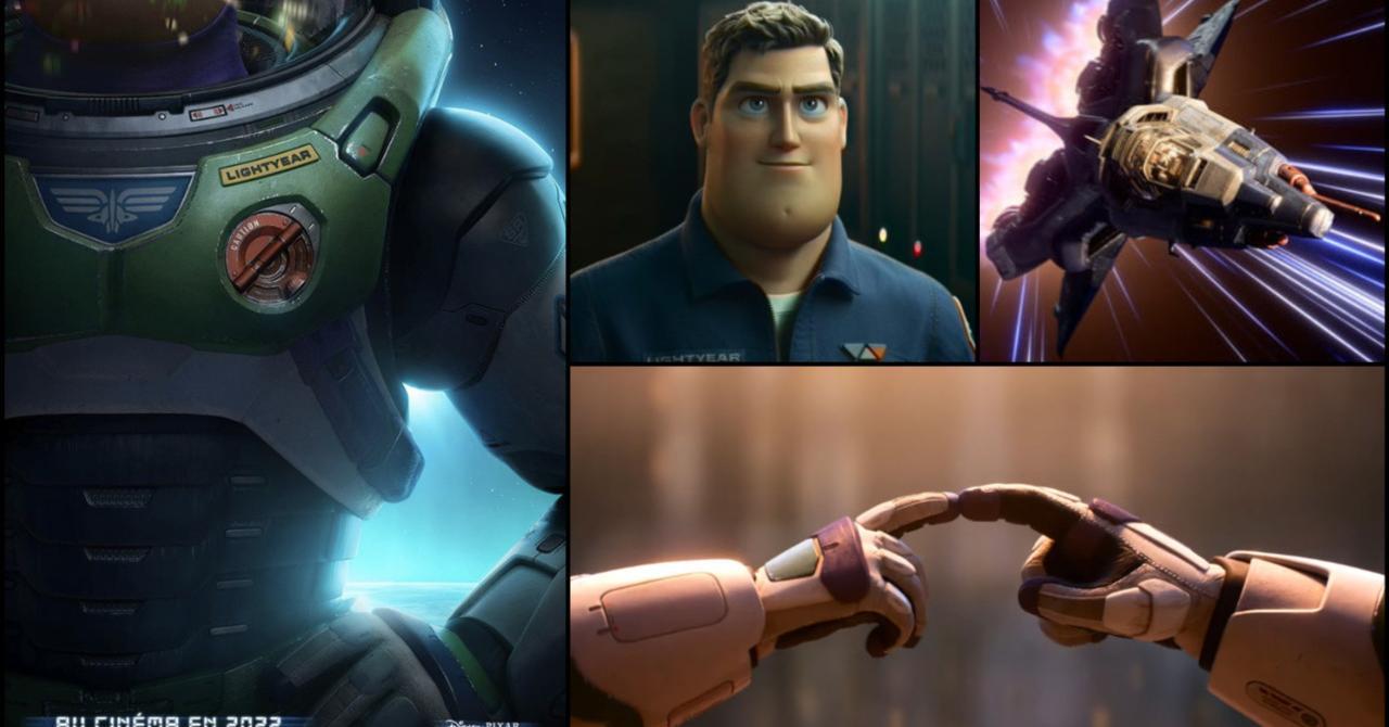 Lightyear n'est pas un préquel du jouet Buzz l'éclair