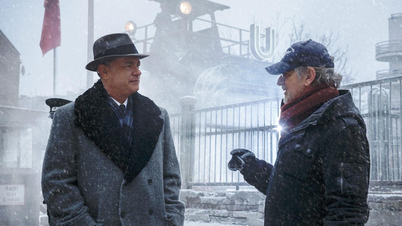 Les Sorties Cine Du 2 Decembre Le Pont Des Espions Le