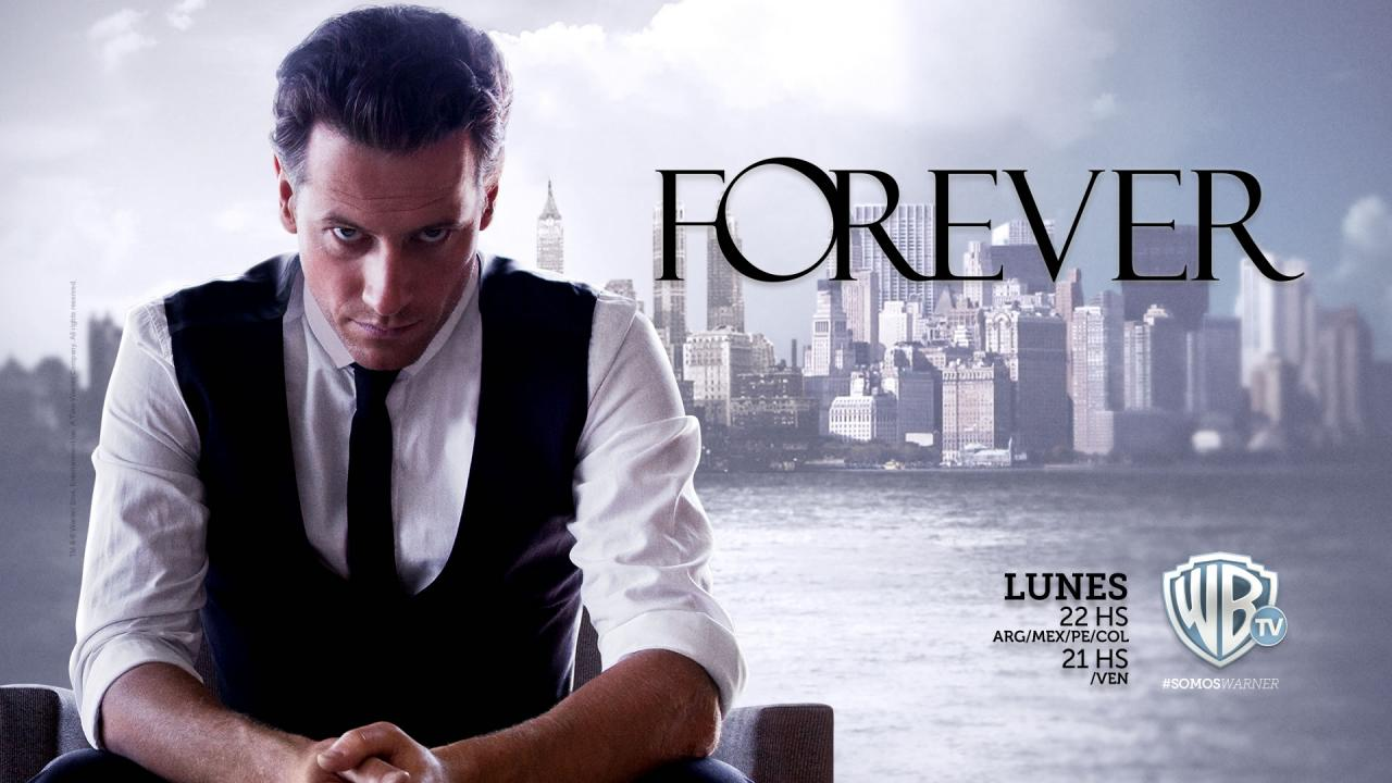 Serie Forever Staffel 2