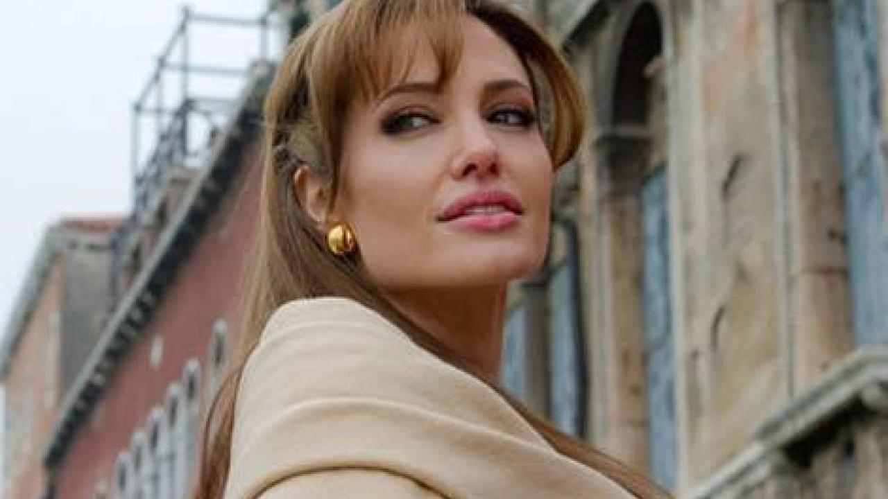 Angelina Jolie Son Prochain Film Sera Bien Sur La Guerre D