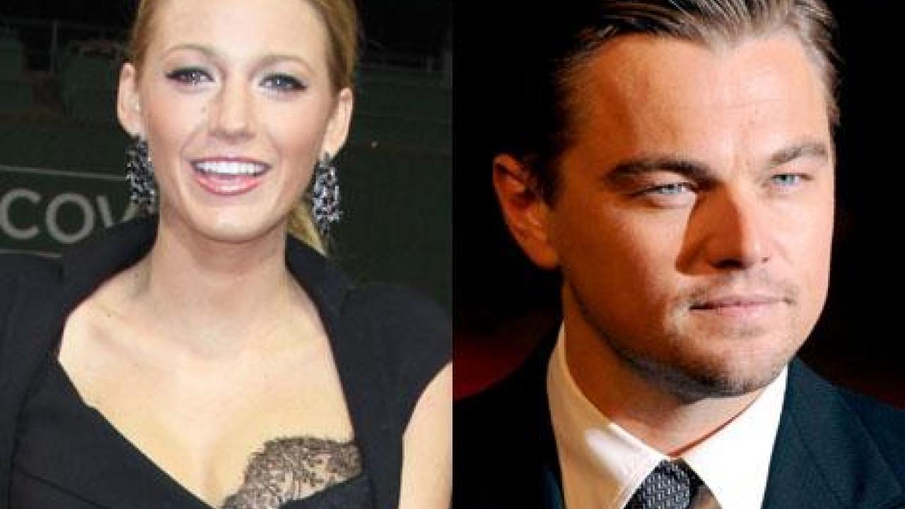 Blake Lively Un Dîner Avec Leonardo Dicaprio Et Les Rumeurs Vont