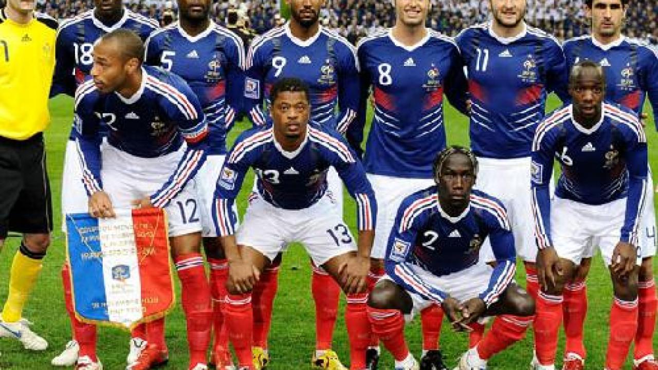 Coupe du monde 2010 les bleus sont de retour en france - Coupe du monde 2010 france ...