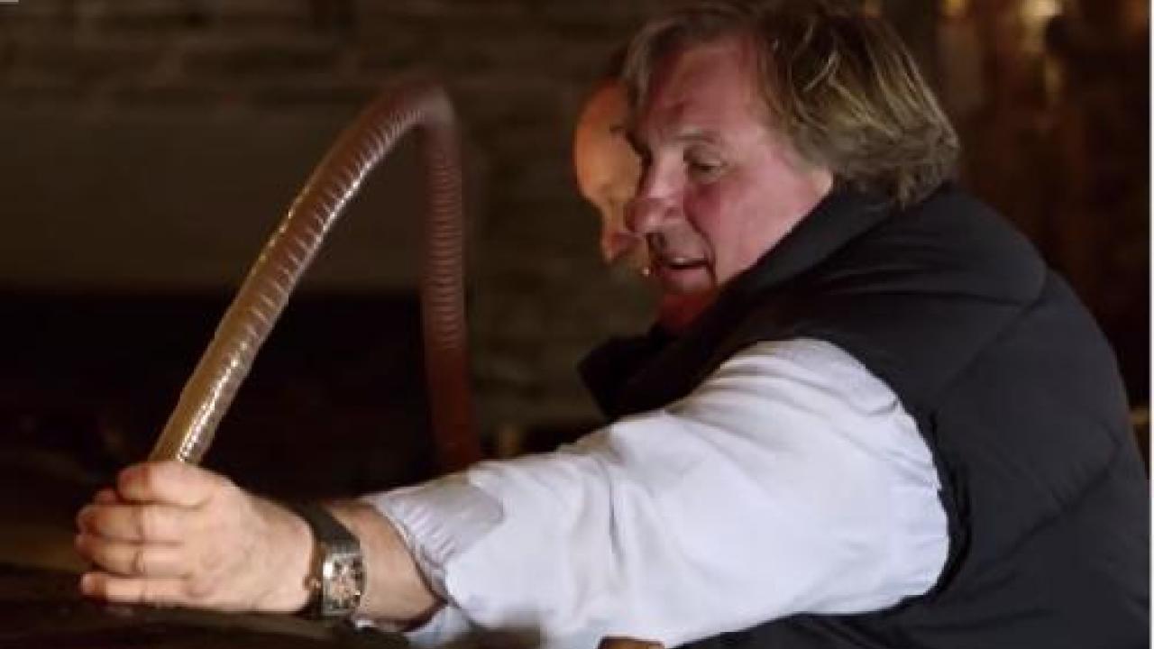 Arte Gerard Depardieu