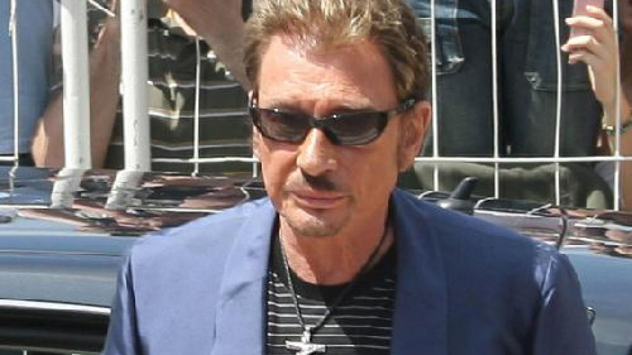 Calendrier 2020 Johnny Hallyday Officiel.Johnny Hallyday Il A Ete Reopere Cette Nuit A Los Angeles