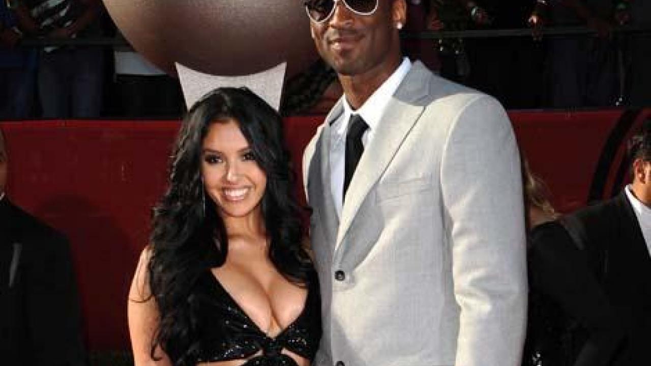 b151806a85253 Kobe Bryant divorce : la star de la NBA trop infidèle pour sa femme ...