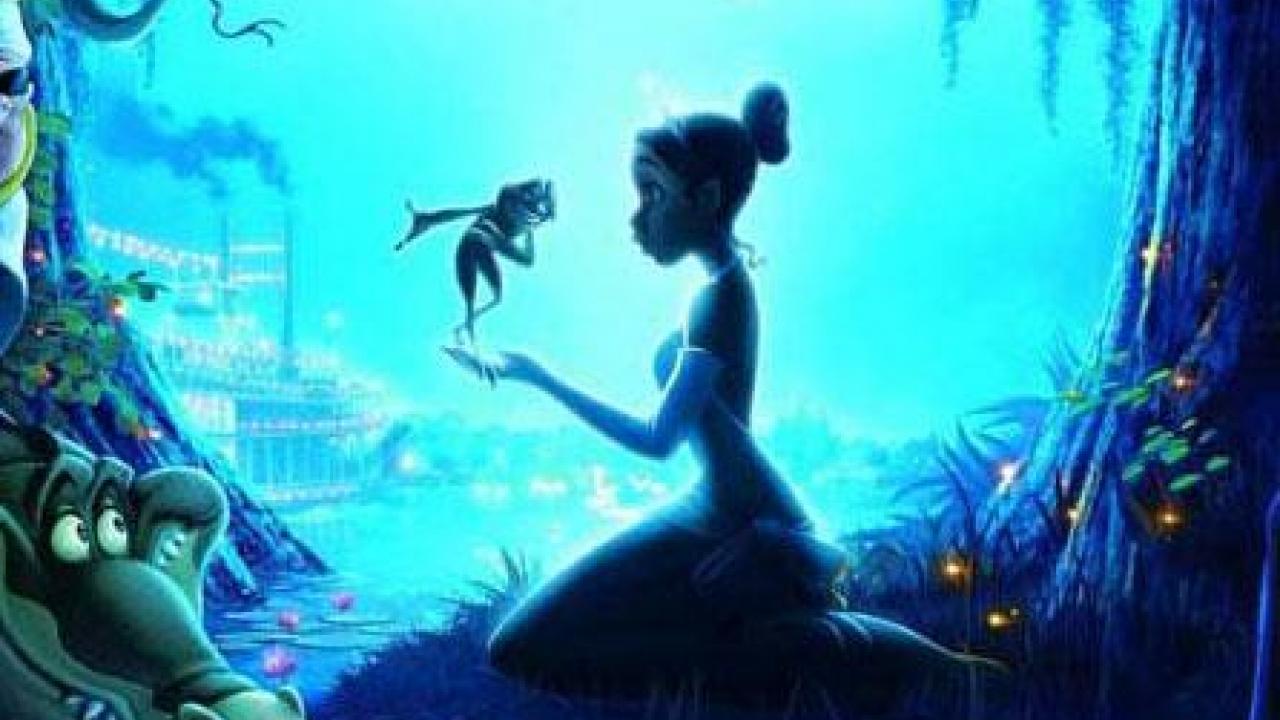 La princesse et la grenouille les secrets du nouveau - La princesse et la grnouille ...