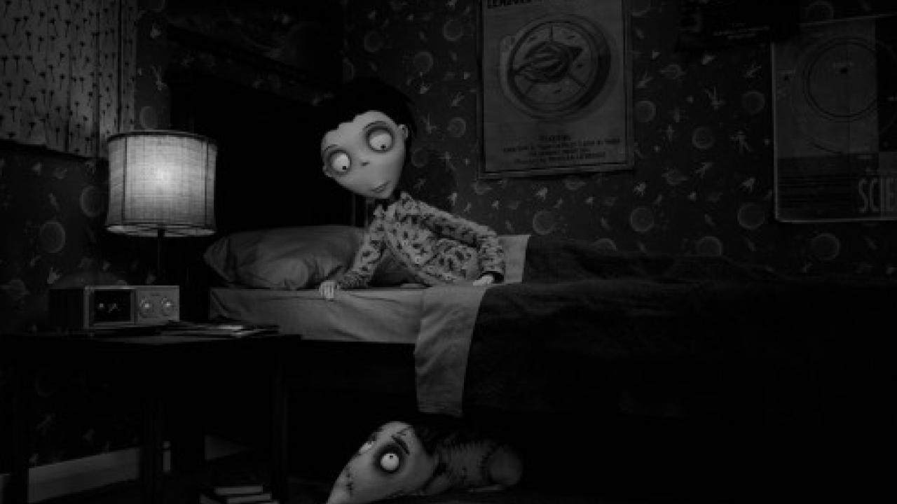 Photo Frankenweenie Quand Tim Burton Remake Tim Burton Premiere Image Premiere Fr