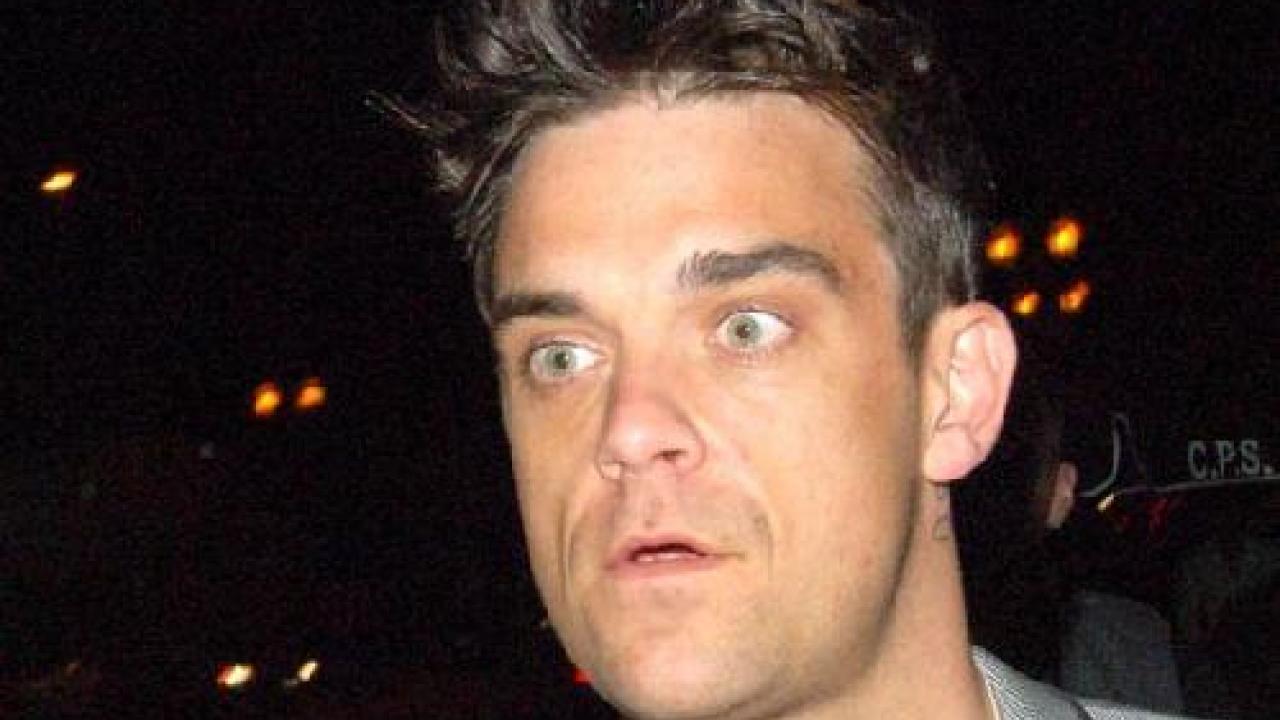 c059699f878b7e Robbie Williams élu superstar de la chanson devant Michael Jackson ...