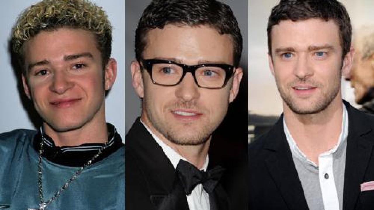 SONDAGE - Justin Timberlake   à quel âge le préférez-vous ... 7d1d4ee8769e