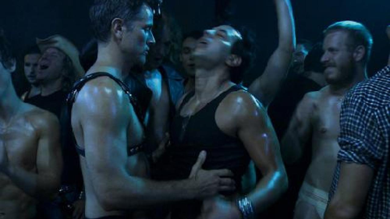 VIDEO - James Franco infiltre le cinéma porno gay | Premiere.fr