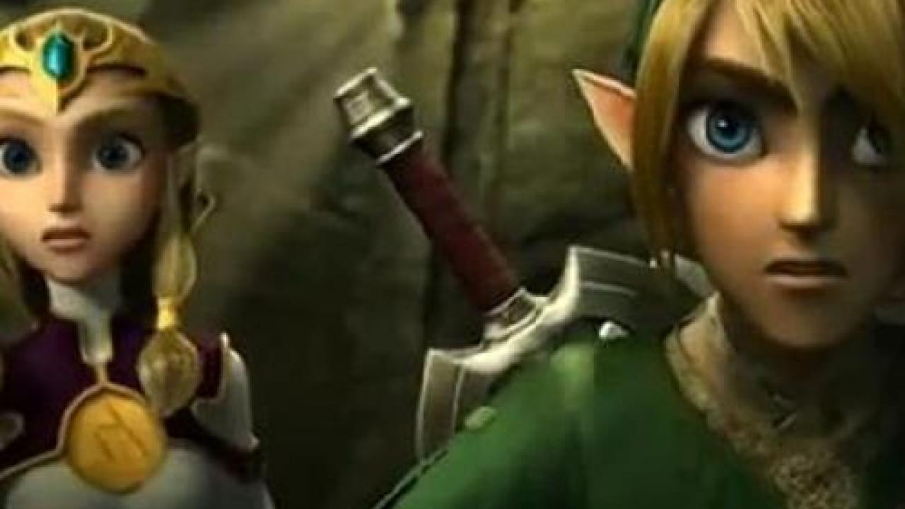 eaf2b92be1d0 VIDEO - The Legend of Zelda   le teaser du film que vous ne verrez ...