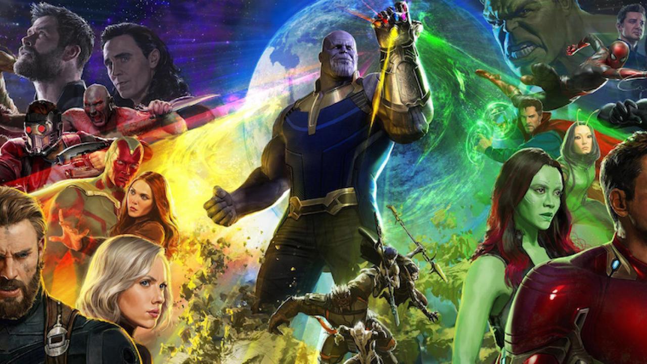 Avengers Infinity War Sera Le Film Le Plus Long De Marvel Studios