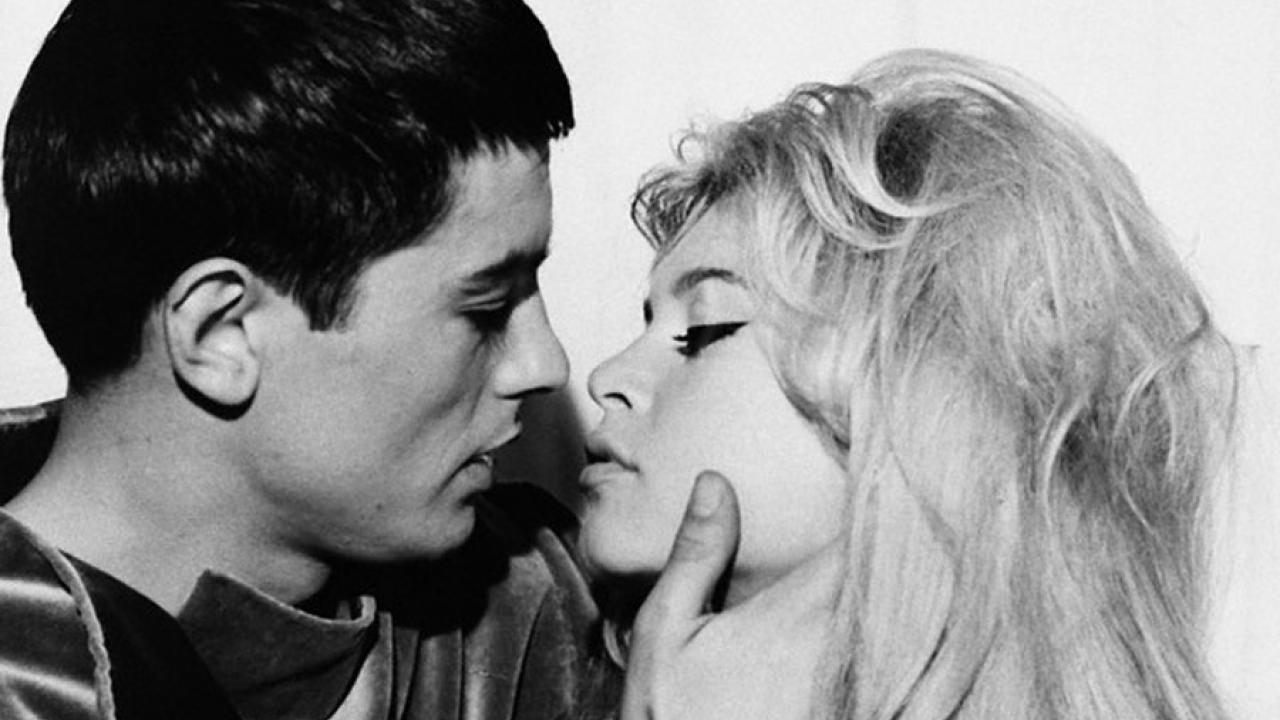 La Superbe Declaration De Brigitte Bardot A Alain Delon Premiere Fr