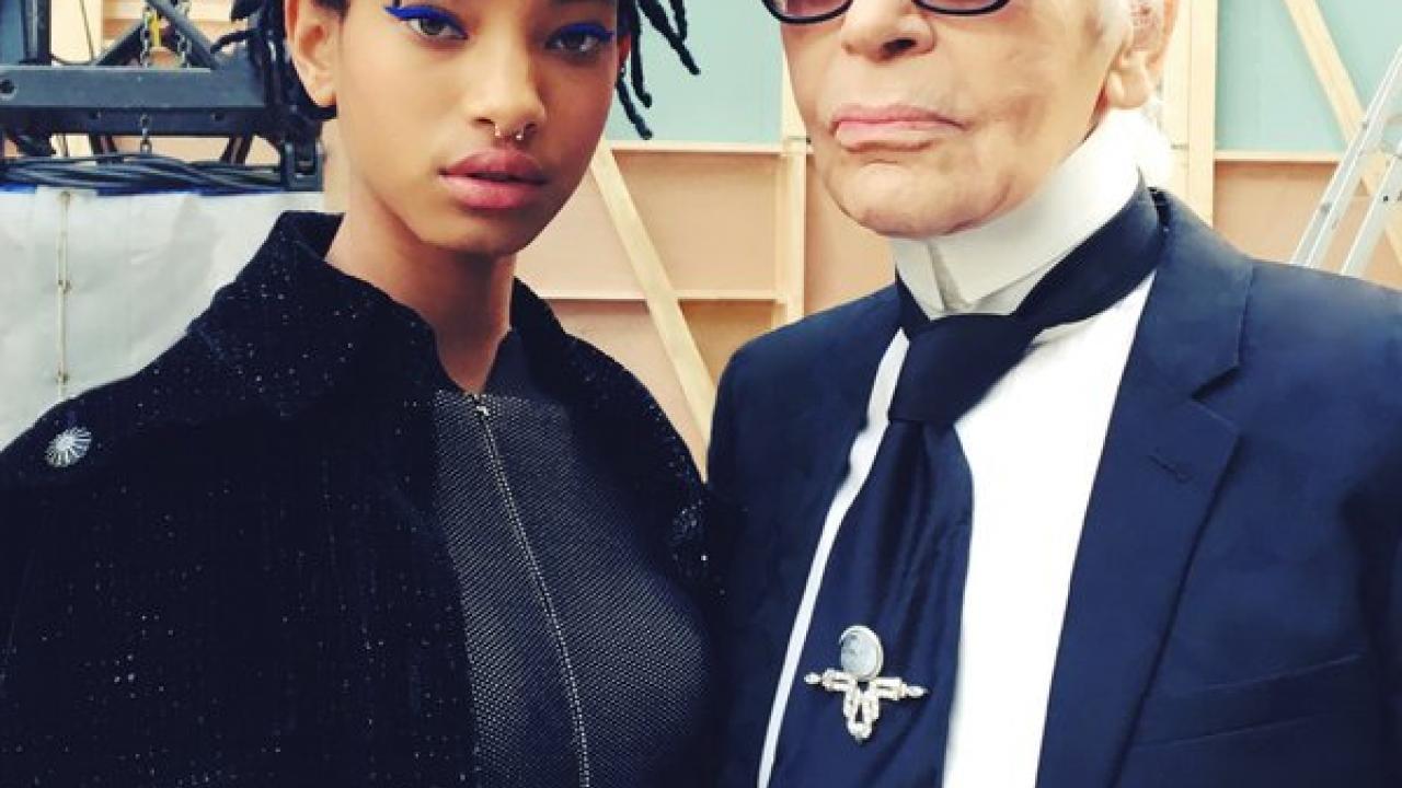 A 15 ans, Willow Smith devient égérie Chanel   Premiere.fr 0c77703934a