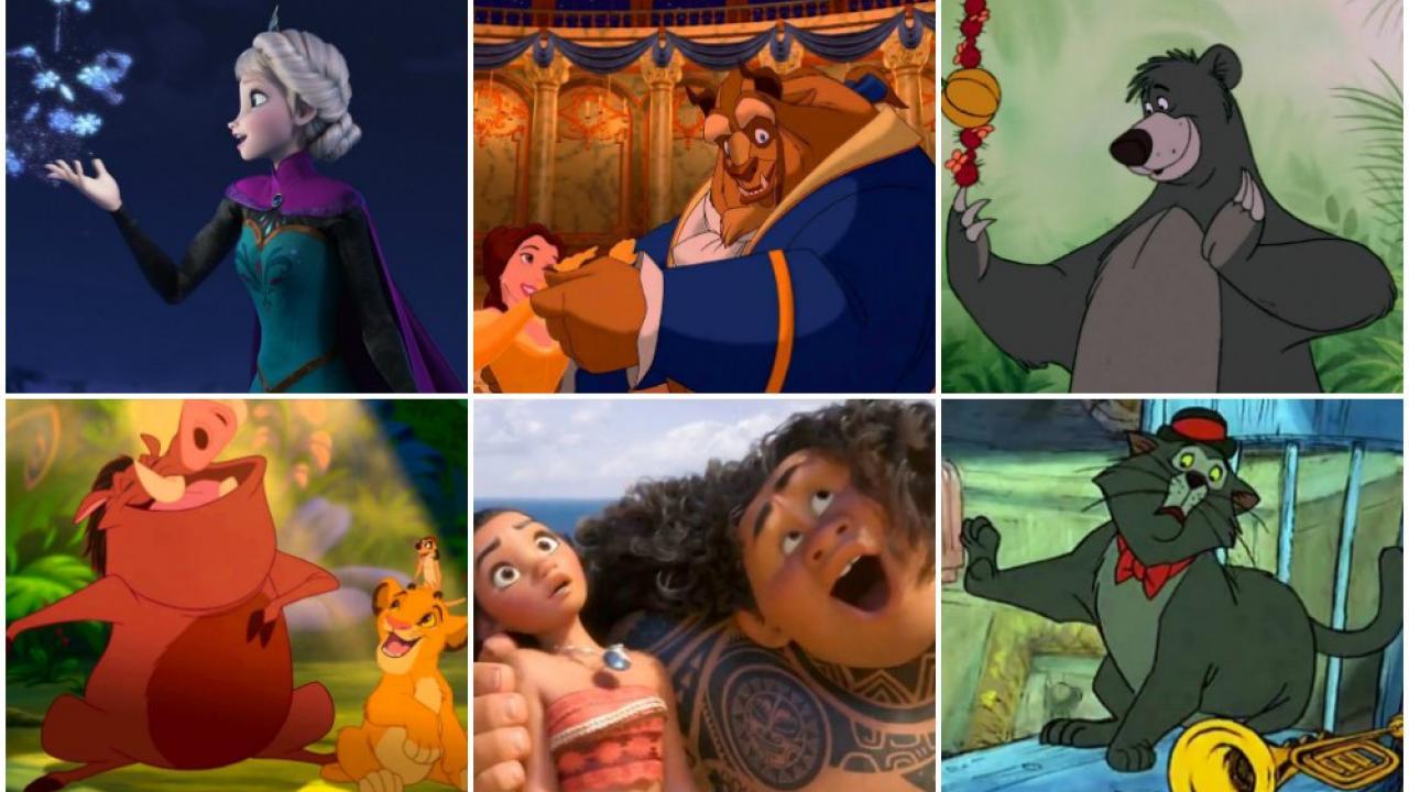 Top 15 Des Chansons Disney Qui Restent Dans La Tete Premiere Fr