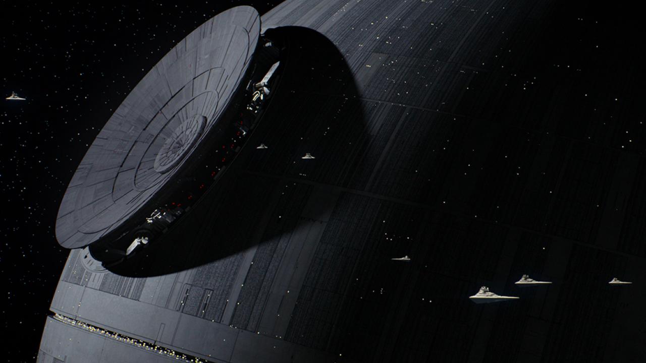 Star Wars : l'histoire secrète de l'Etoile de la mort