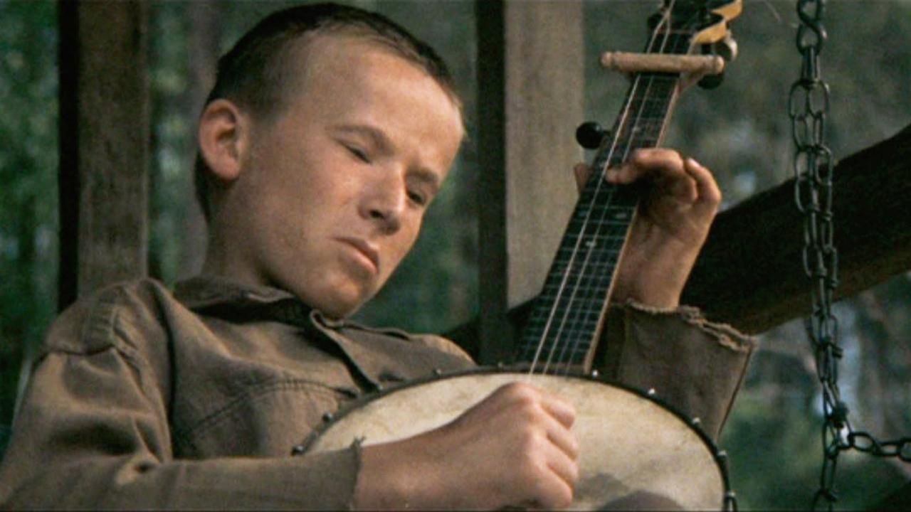 Votre dernier film visionné - Page 2 Deliverance-banjo