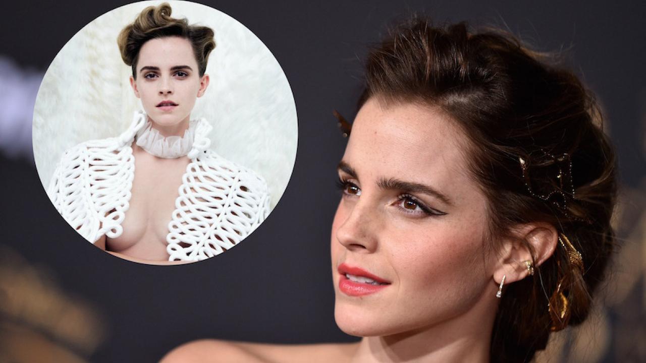 Porno emma watson Emma Watson