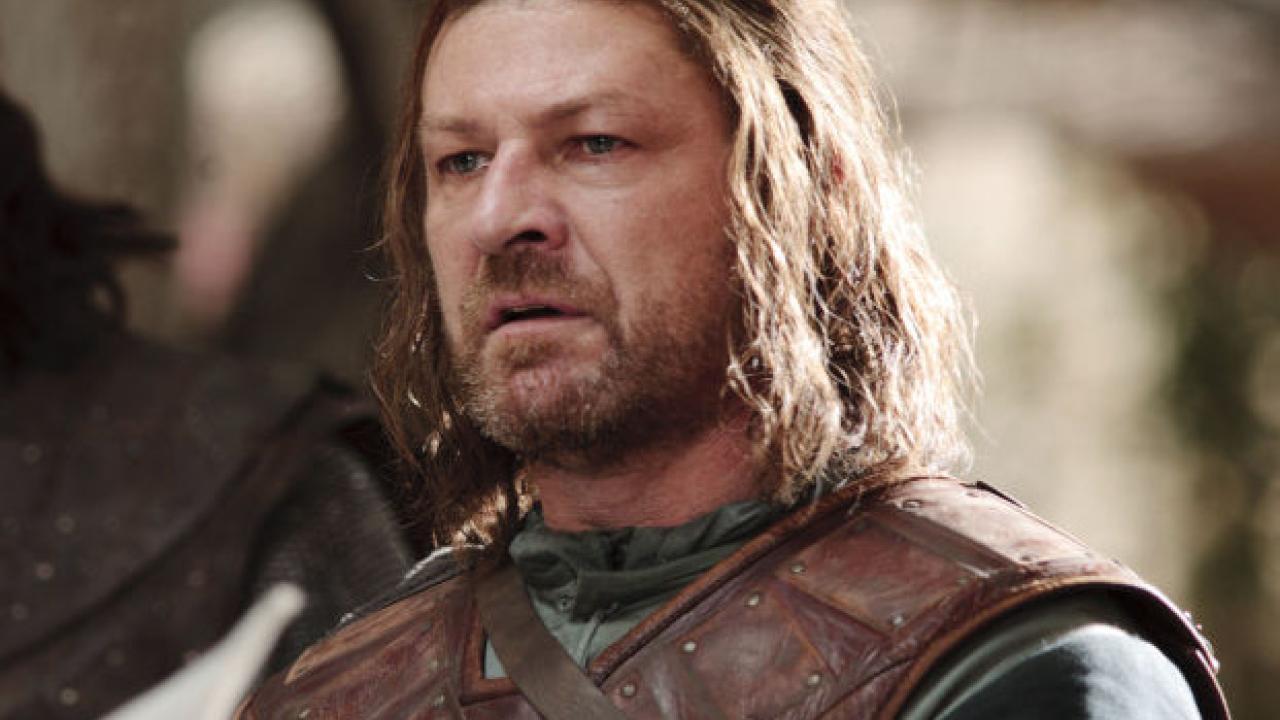"""Game of Thrones"", Ned Stark - Cultea"