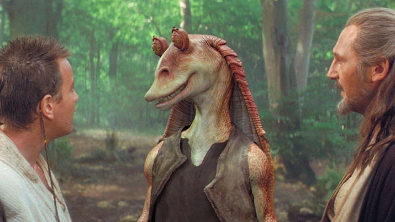 L'acteur de Jar Jar Binks se livre sur son calvaire post Star Wars