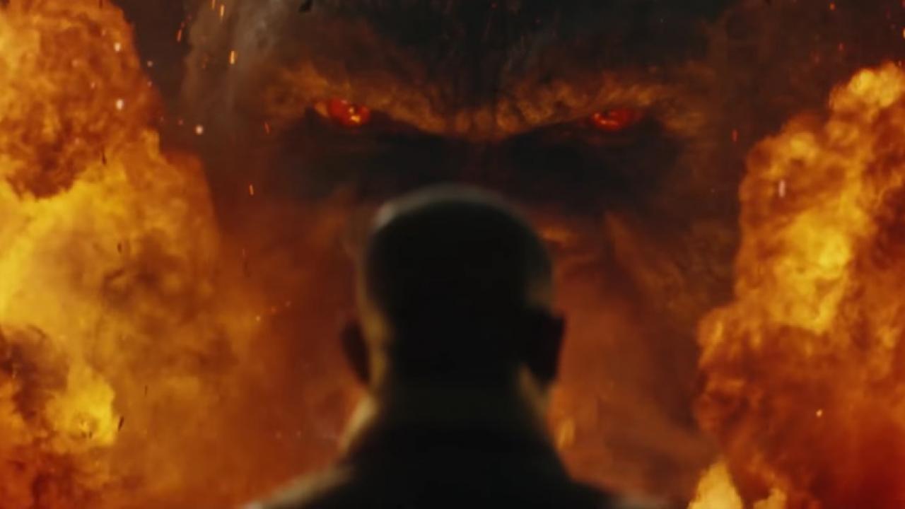 Trailer monstrueux pour Kong : Skull Island avec Tom Hiddleston et Brie Larson