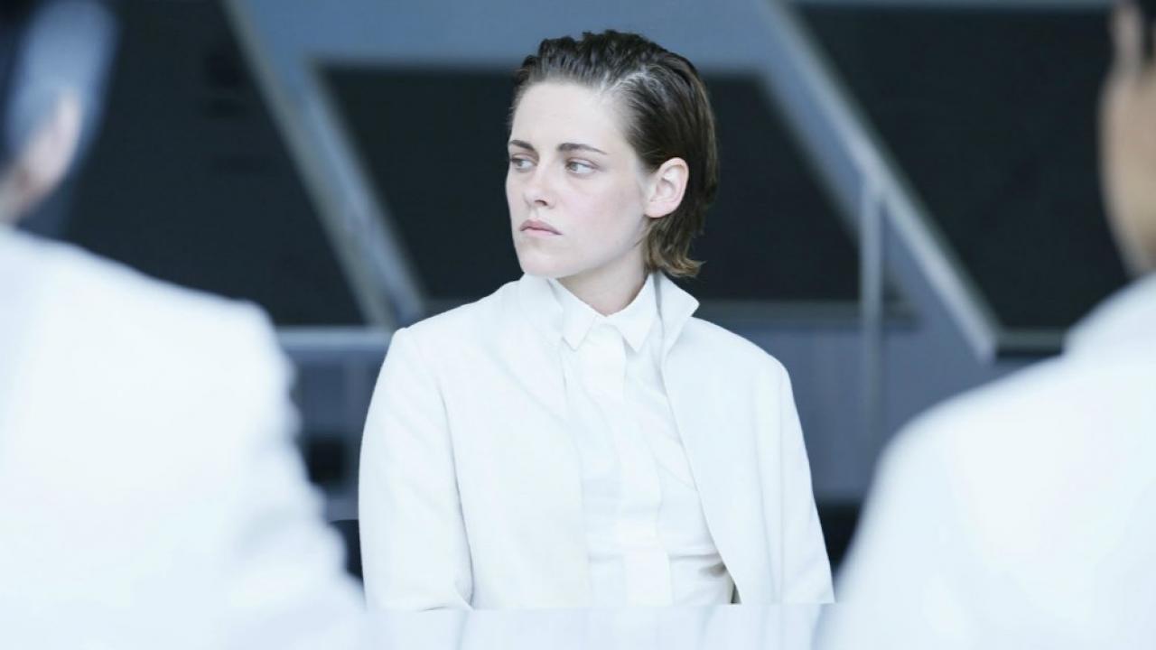 Kristen Stewart co-signe un essai sur l'intelligence artificielle