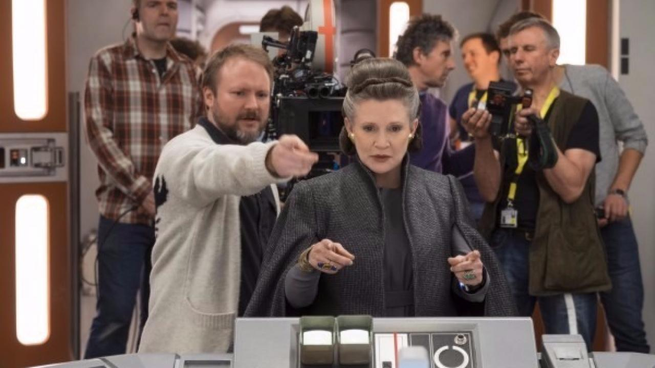 Camera Cachee Star Wars : La bonne blague de mark hamill qui annonce le trailer de star wars