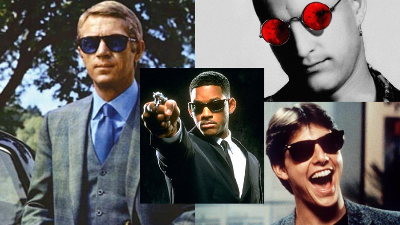 50 paires de lunettes mythiques du cinéma |