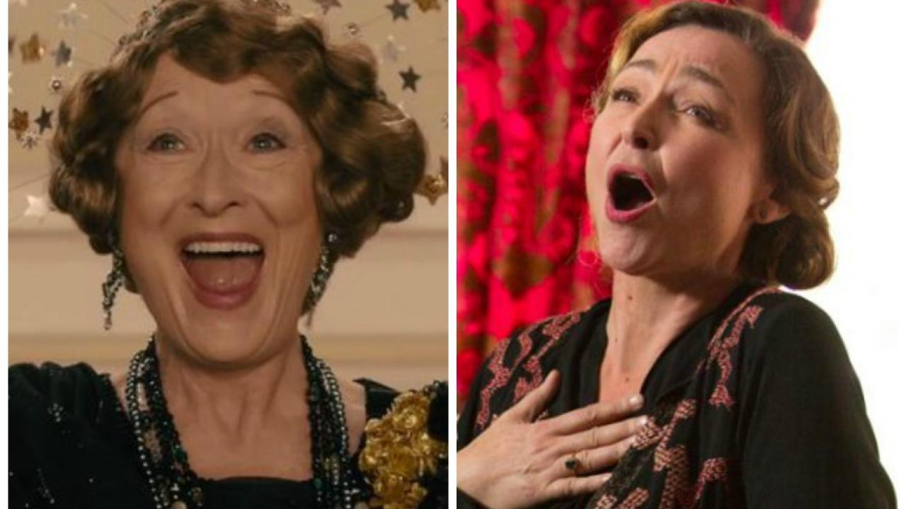 """Trailer of Florence Foster Jenkins, the """"Marguerite"""" by Stephen Frears"""