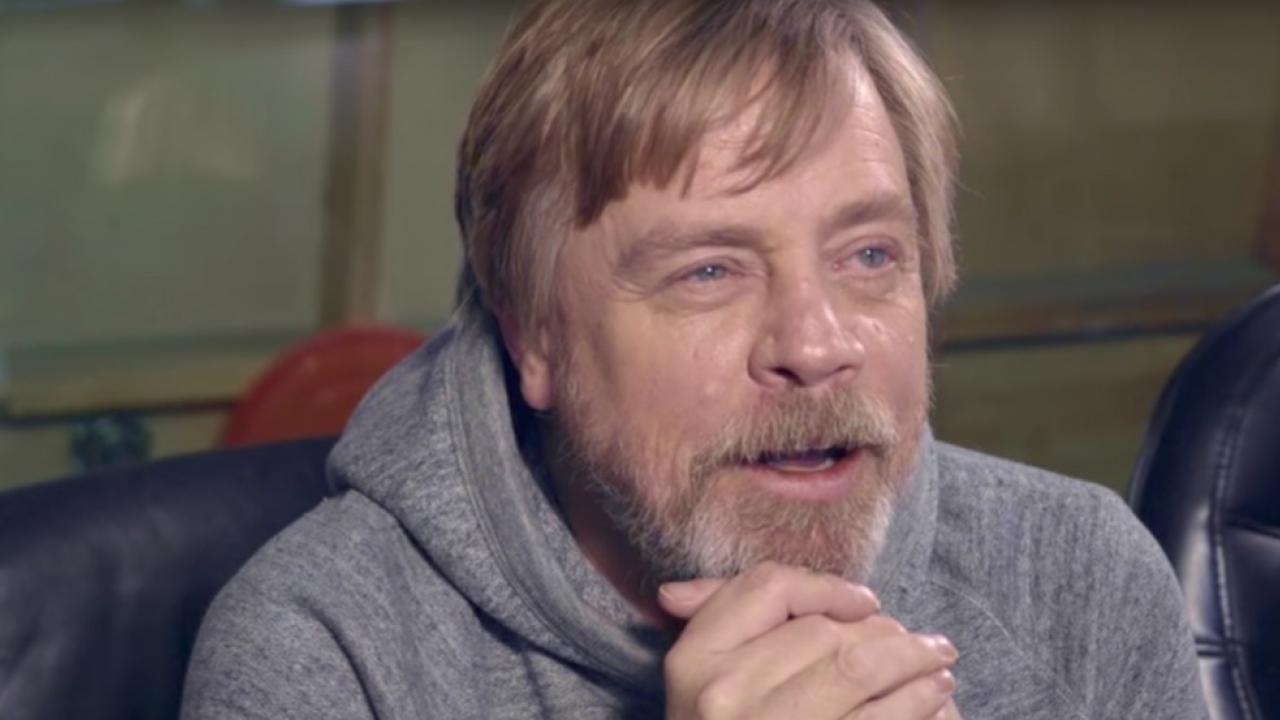 Mark Hamill piège et surprend des fans de Star Wars