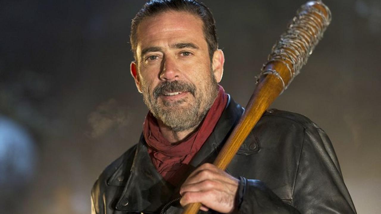 The Walking Dead Negan Tot
