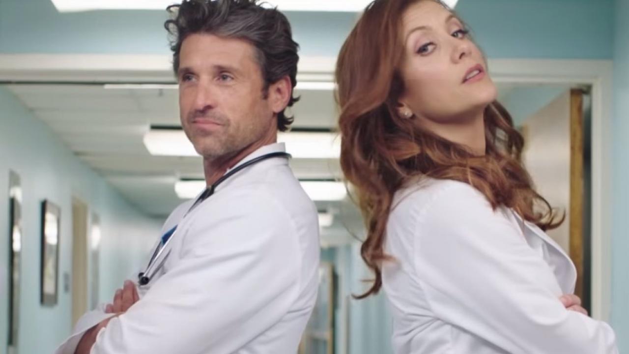 Greys Anatomy Derek Et Addison Se Retrouvent Dans Une Pub