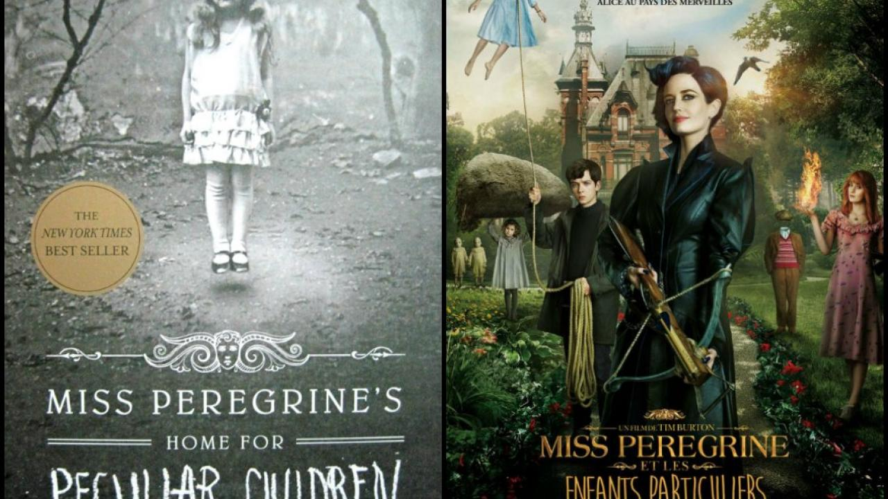 Miss Peregrine Du Livre Au Film Premiere Fr