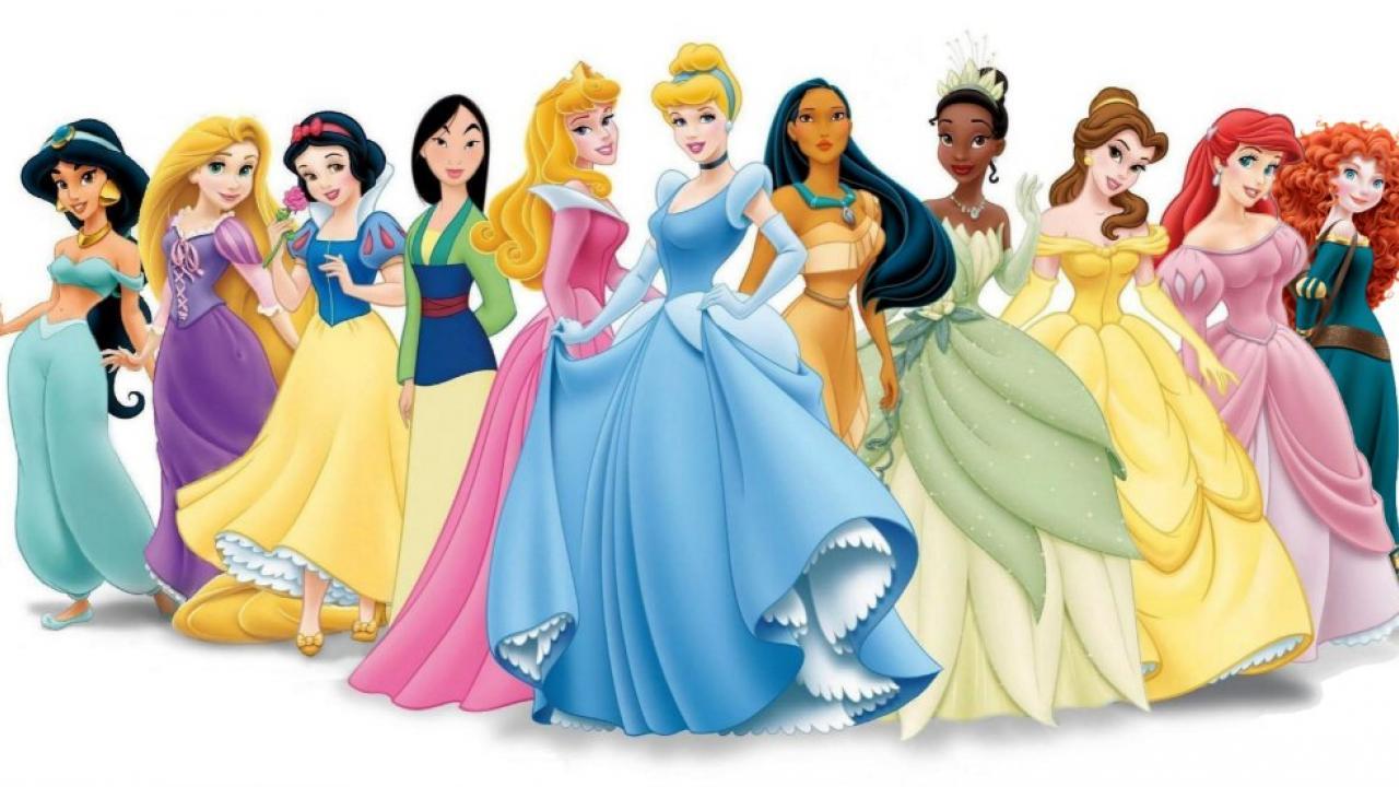 Disney veut r unir ses princesses dans un film - Prince et princesse disney ...