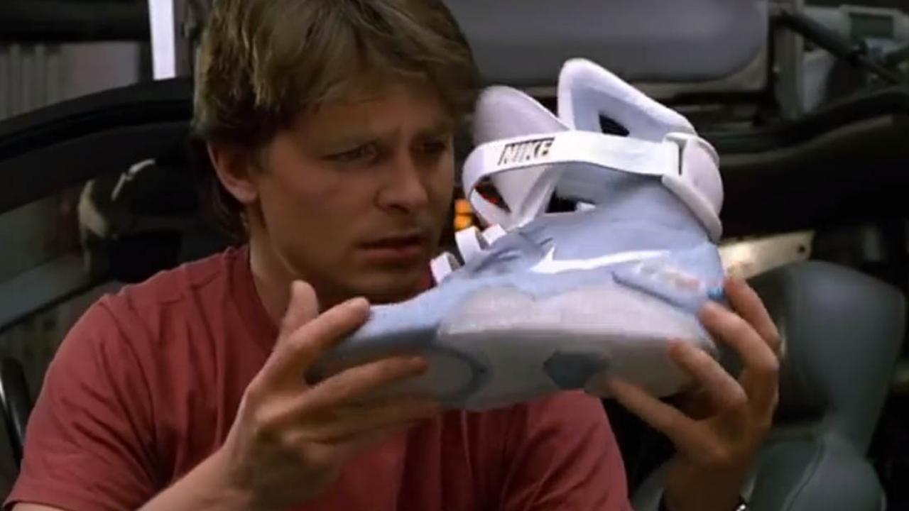 Nike lance ses baskets autolaçantes inspirées de Retour vers