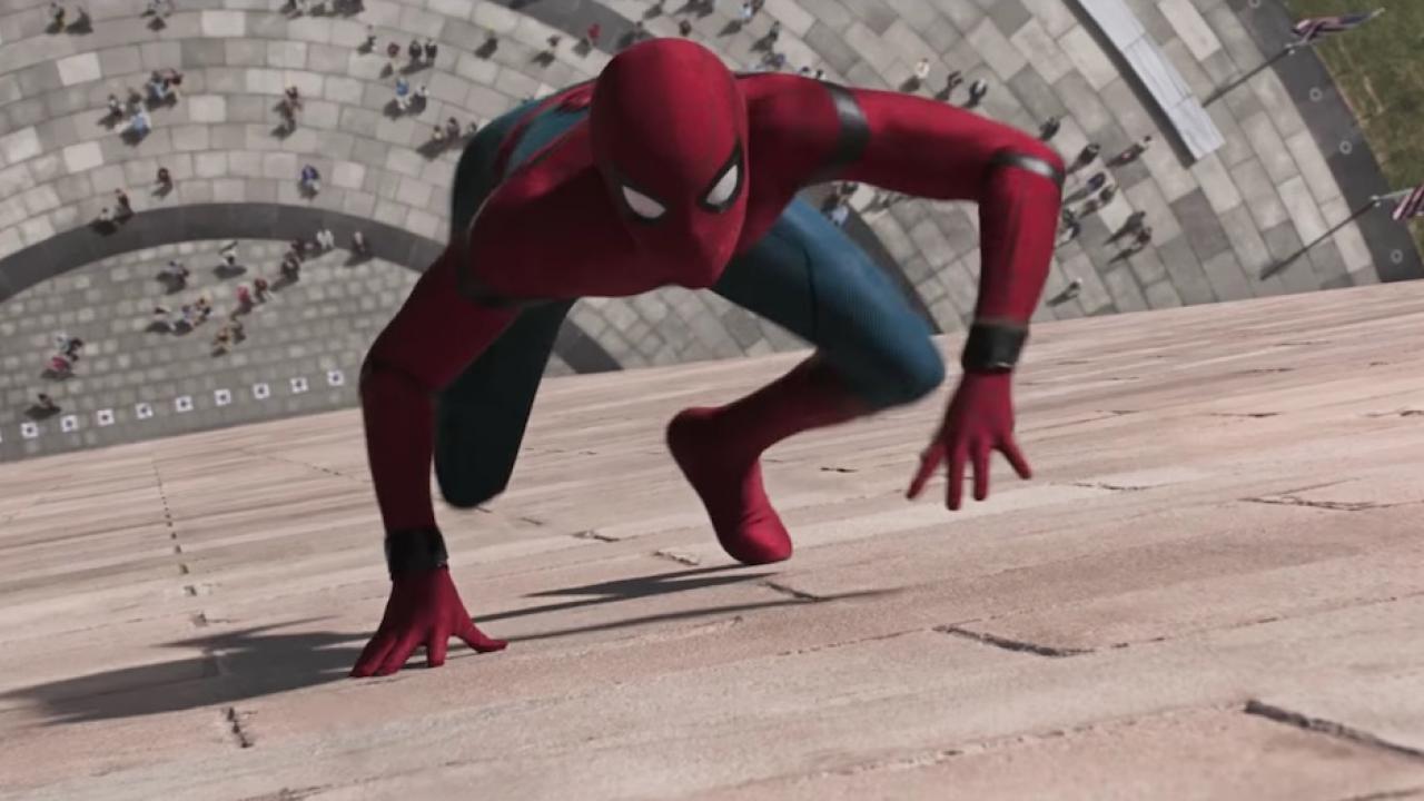 Un Autre Avenger Se Cache Dans Le Trailer De Spider Man