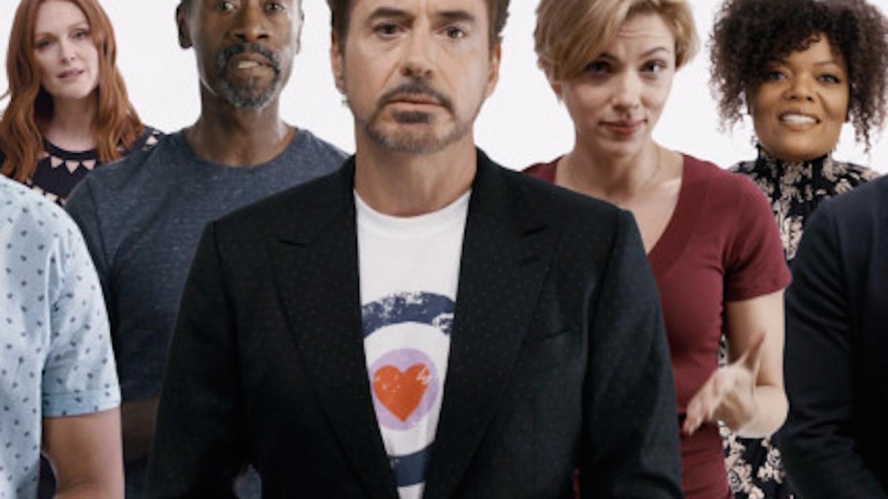 Joss Whedon et les Avengers appellent à voter contre Donald Trump