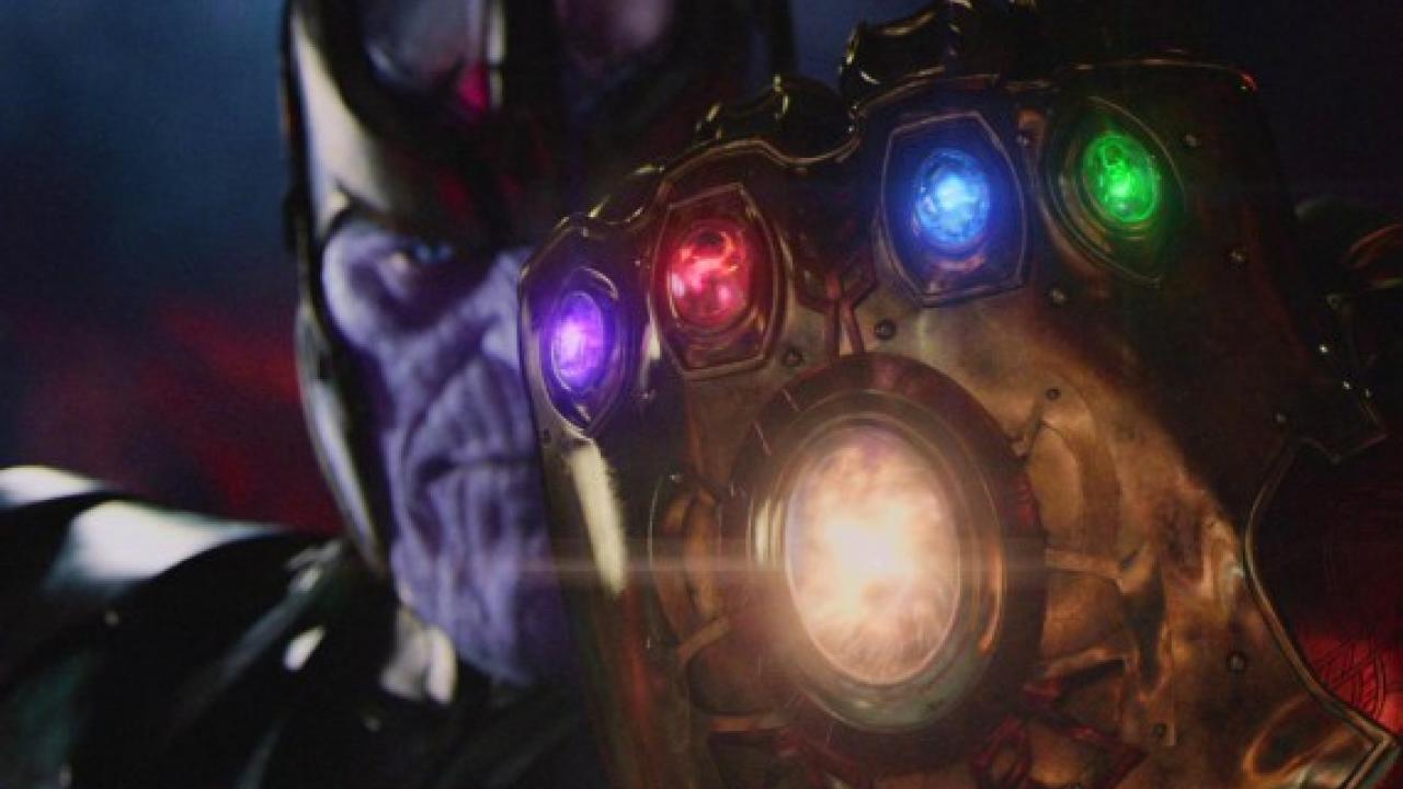 Thanos sera le personnage principal d'Avengers : Infinity War