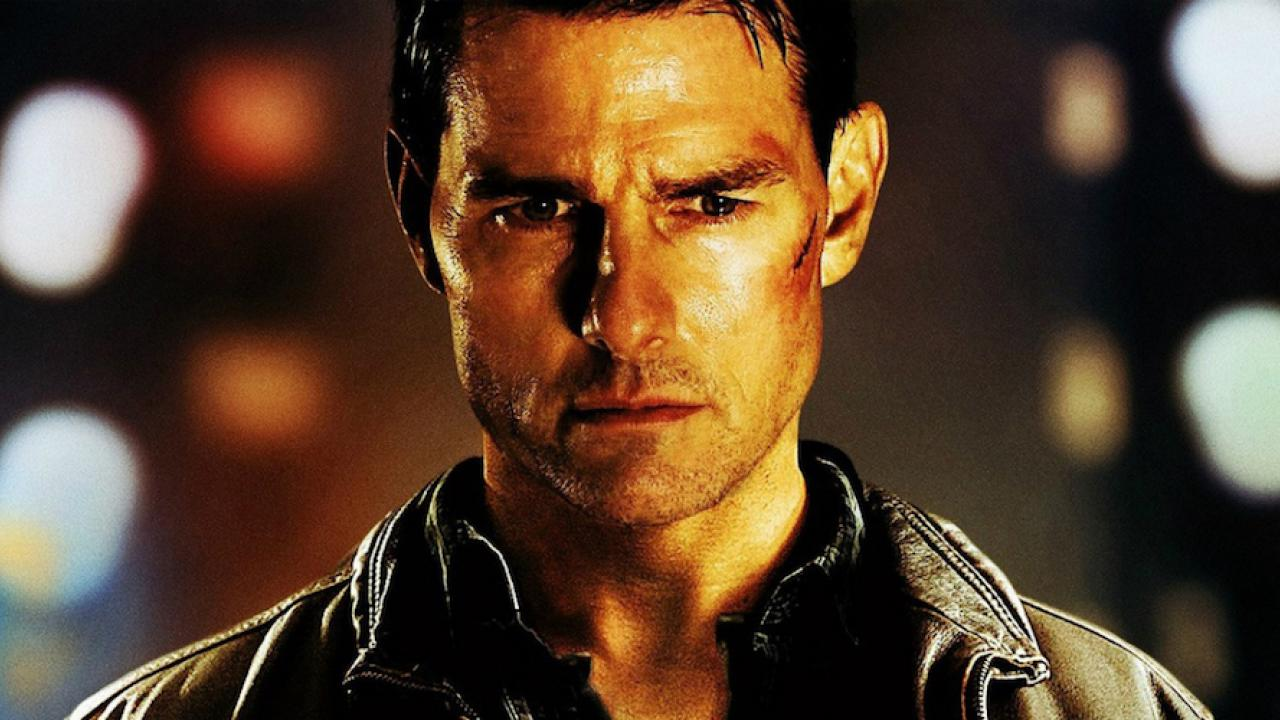 Tom Cruise Jack Reacher 2
