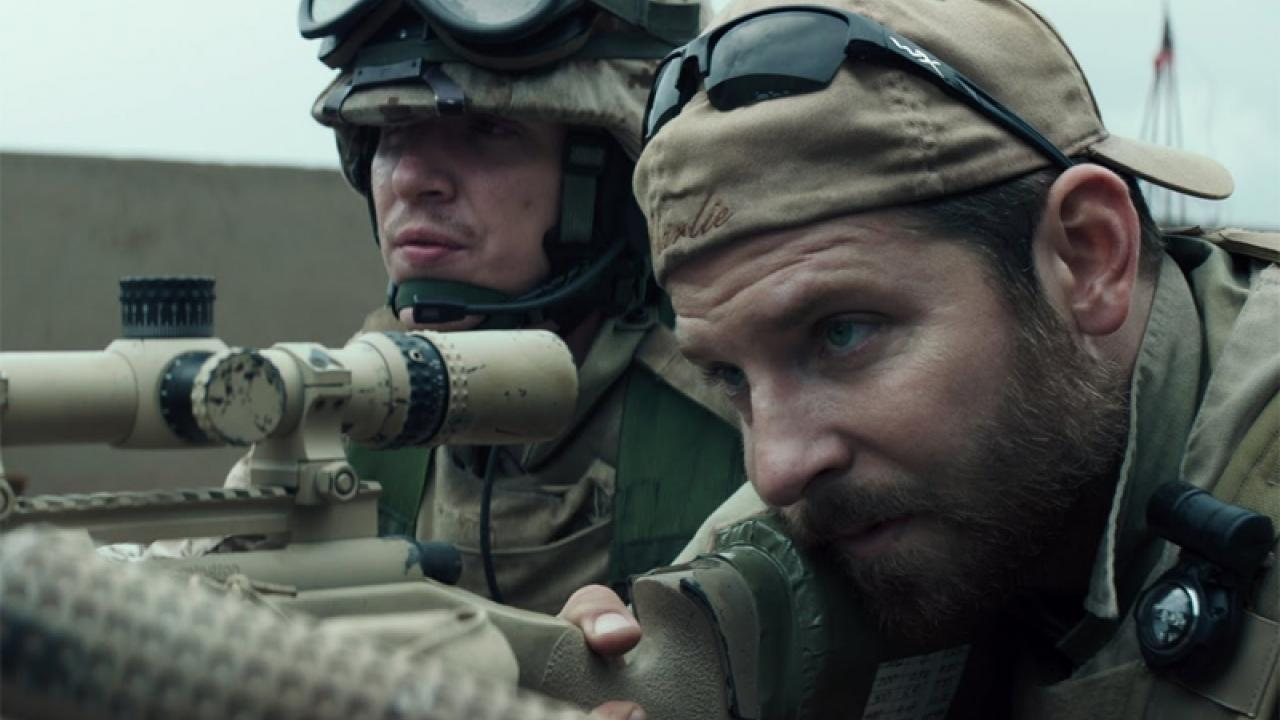 american sniper speech Viewers lashed out at cooper, who played navy seal chris kyle in the clint eastwood film, on social media for supporting democratic presidential nominee hillary clinton american sniper star.