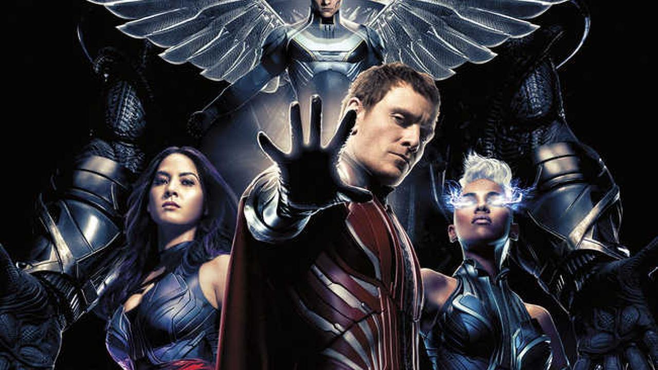 X-MEN - meilleurs films Disney plus