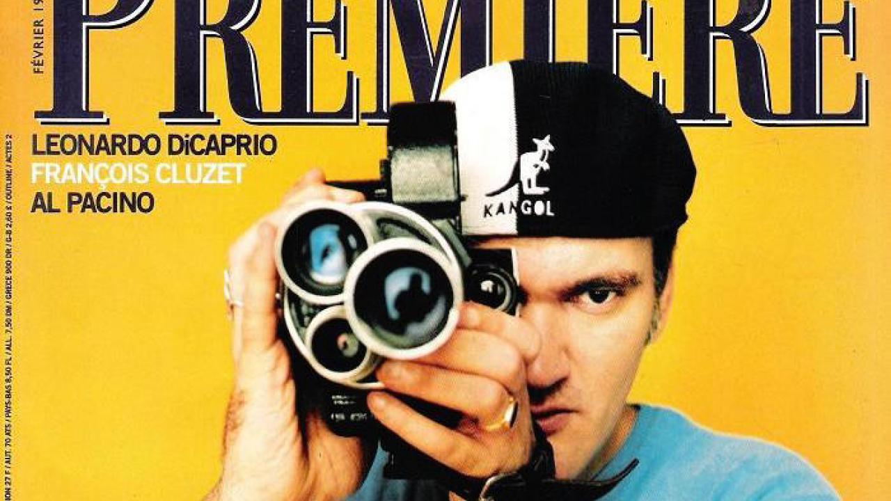 c87a671ae4eca Jackie Brown a 20 ans   l interview de Tarantino par Première ...
