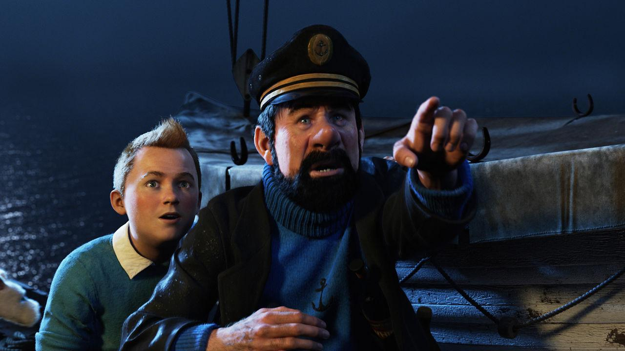 Nobody wants to pay for spielbergs tintin flick new photo