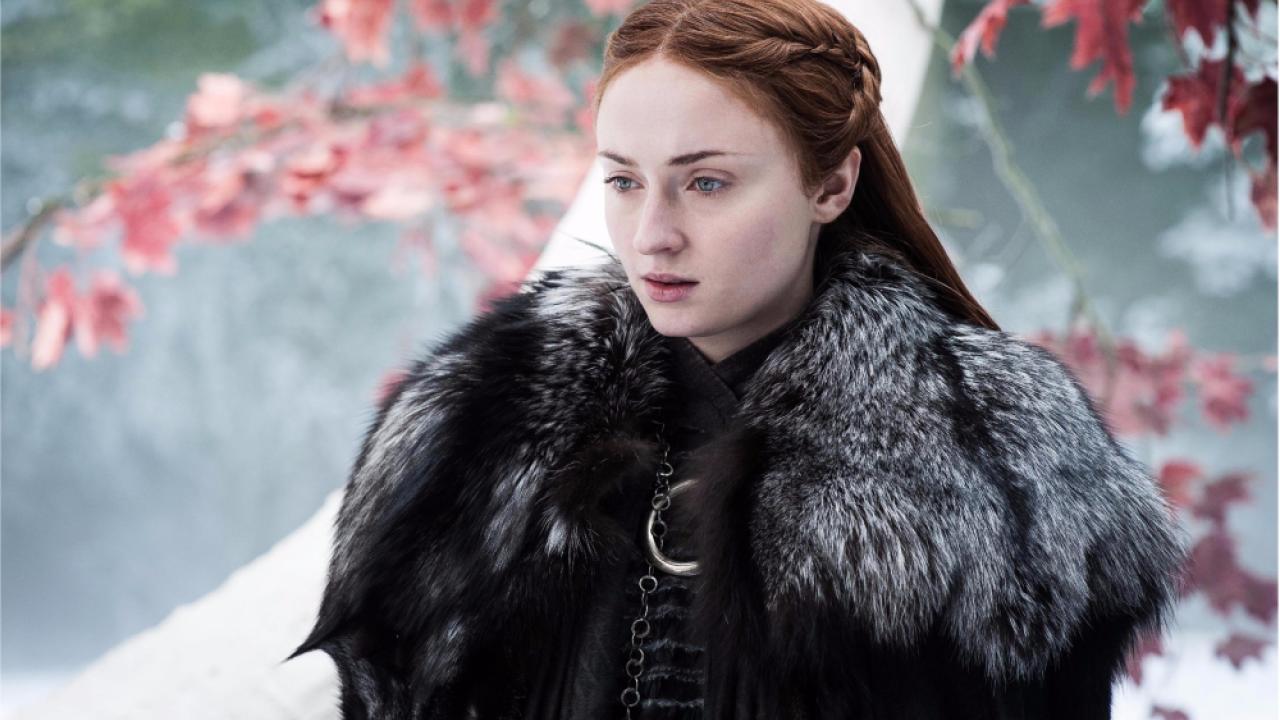 Sansa aura une armure dans la saison 8 de Game of Thrones !