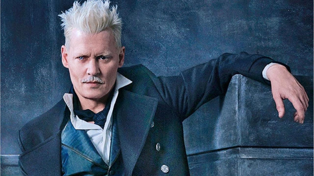 J K Rowling Reagit Enfin Au Casting De Johnny Depp Dans Les Animaux Fantastiques