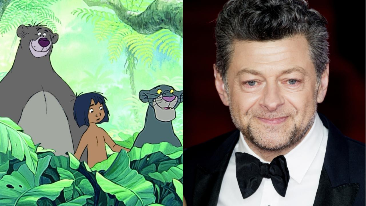 Le Livre De La Jungle D Andy Serkis S Appellera Mowgli