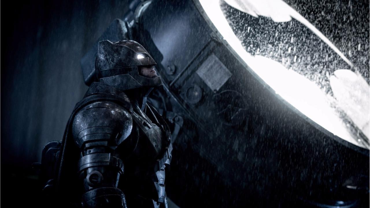 Ben Affleck révèle pourquoi il n'incarnera plus Batman au cinéma