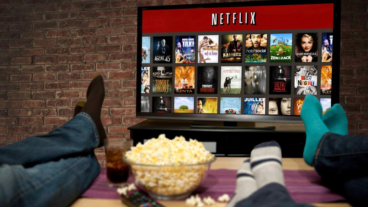 Netflix et le marché de la SVOD ont doublé en France en un an !